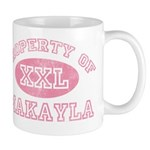 Property of Makayla Mug