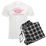 Property of Makayla Men's Light Pajamas