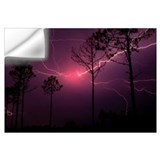Thunder and lightning Wall Decals