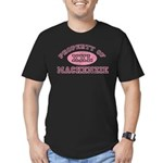 Property of Mackenzie Men's Fitted T-Shirt (dark)