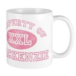 Property of Mackenzie Mug