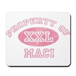 Property of Maci Mousepad