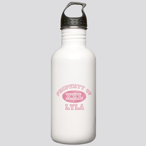 Property of Lyla Stainless Water Bottle 1.0L