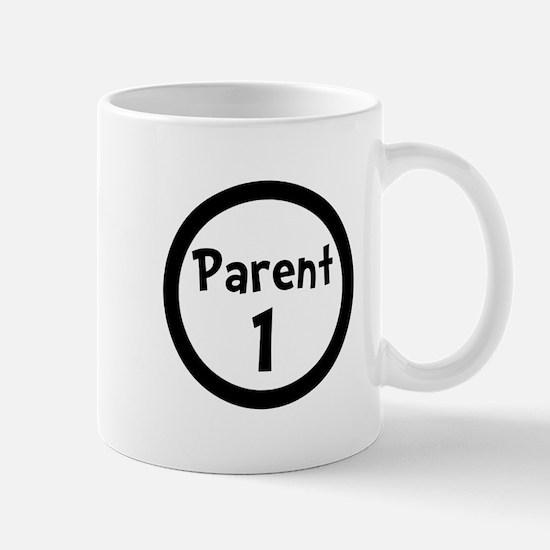 Parent 1 Mug
