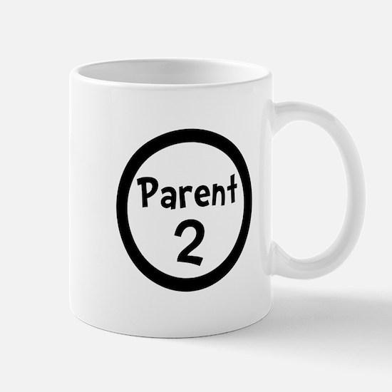 Parent 2 Mug