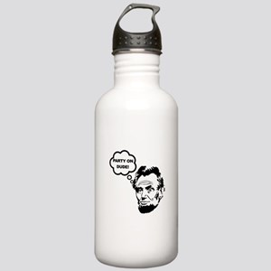 Lincoln Party On Stainless Water Bottle 1.0L