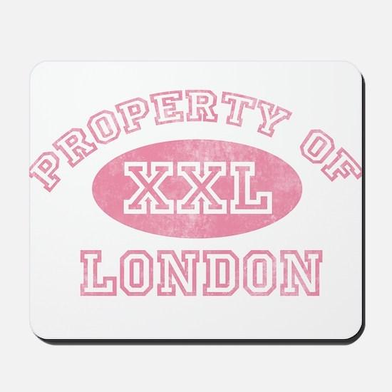 Property of London Mousepad