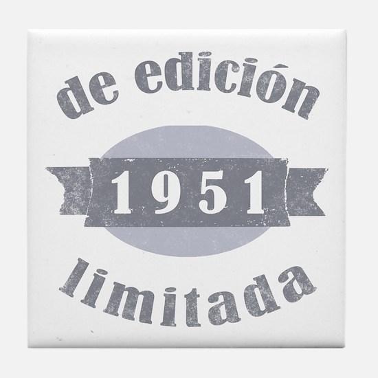 1951 De Edición Limitada Tile Coaster