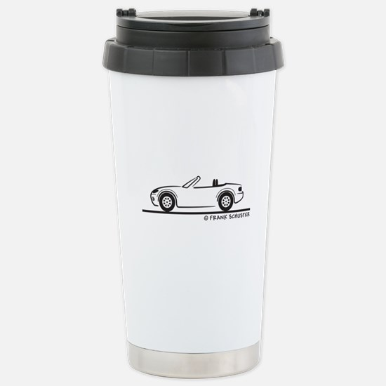Mazda Miata MX-5 NB Stainless Steel Travel Mug