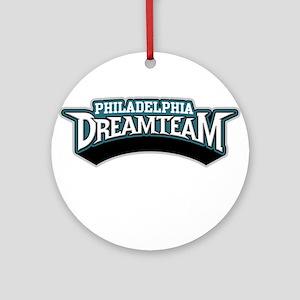 Dream Team Ornament (Round)