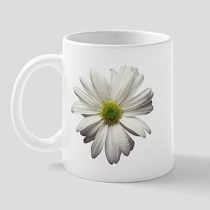 White Flower57 Mug
