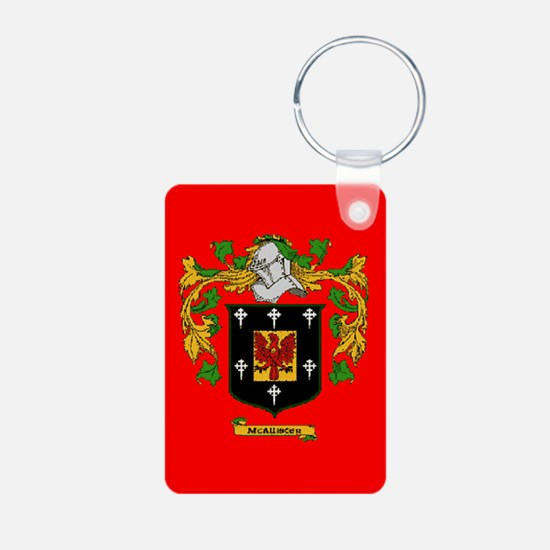 Clan MacAlister Keychains