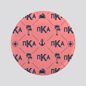 PKA Coral Pattern Button