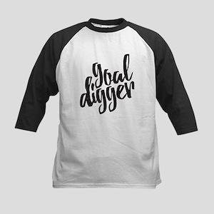 Goal Digger Kids Baseball Jersey