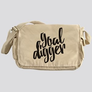 Goal Digger Messenger Bag