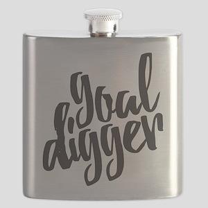 Goal Digger Flask