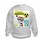 Dexters Laboratory Experiments Kids Sweatshirt