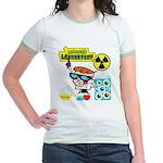 Dexters Laboratory Experiments Jr. Ringer T-Shirt