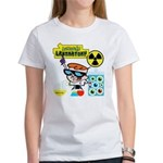 Dexters Laboratory Experiments Women's T-Shirt