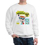 Dexters Laboratory Experiments Sweatshirt