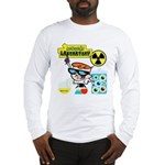 Dexters Laboratory Experiments Long Sleeve T-Shirt