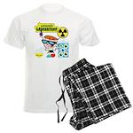 Dexters Laboratory Experiments Men's Light Pajamas