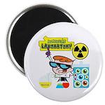 Dexters Laboratory Experiments Magnet