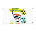 Dexters Laboratory Experiments Banner