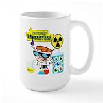 Dexters Laboratory Experiments Large Mug