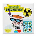 Dexters Laboratory Experiments Tile Coaster
