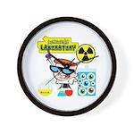 Dexters Laboratory Experiments Wall Clock