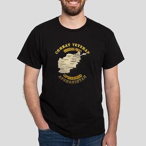 Combat Veteran - Global War Dark T-Shirt