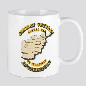Combat Veteran - Global War Mug