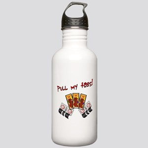 Pull my tabs! Stainless Water Bottle 1.0L
