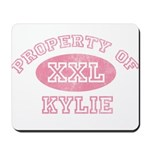 Property of Kylie Mousepad