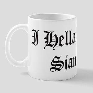 Hella Love Sian Mug