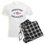 Addicted to Calculus Men's Light Pajamas