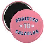 Addicted to Calculus Magnet