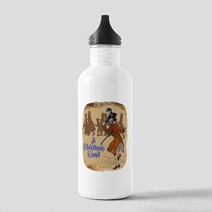 Tiny Tim on Bob Cratchit's Sh Stainless Water Bott
