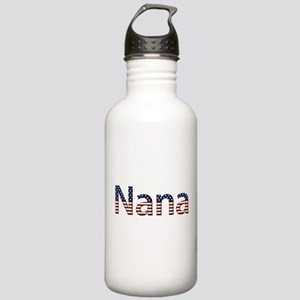 Nana Stars and Stripes Stainless Water Bottle 1.0L