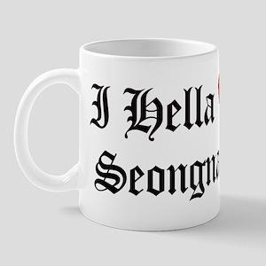 Hella Love Seongnam Mug
