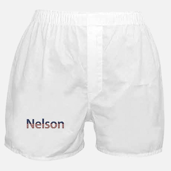 Nelson Stars and Stripes Boxer Shorts