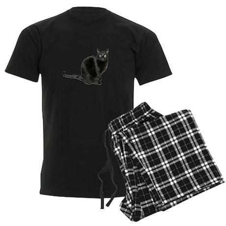 Sitting Pretty Men's Dark Pajamas