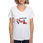 It's Complex! Women's V-Neck T-Shirt