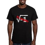It's Complex! Men's Fitted T-Shirt (dark)
