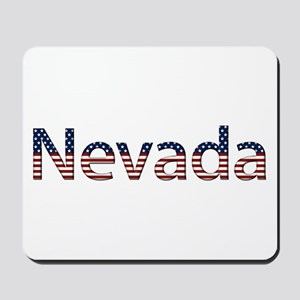 Nevada Stars and Stripes Mousepad