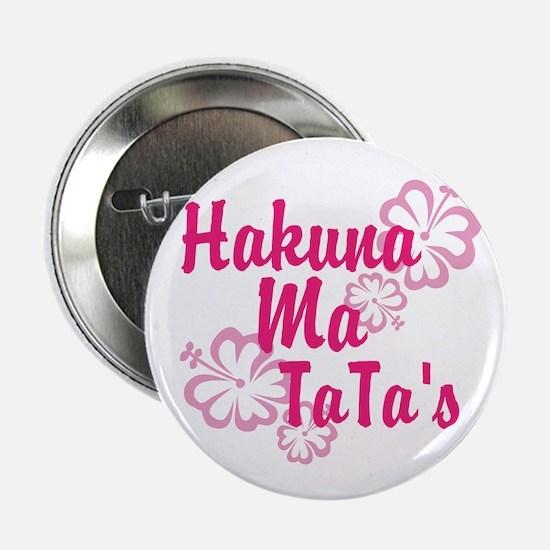 """Hakuna Ma TaTa's 2.25"""" Button"""