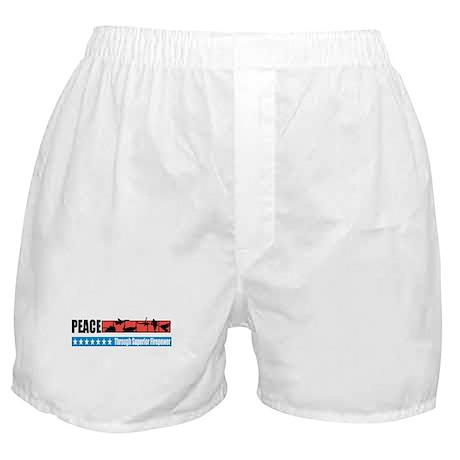 Superior Firepower Boxer Shorts