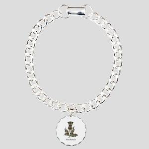Thistle-MacKenzie htg br Charm Bracelet, One Charm