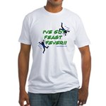 Feast Fever Fitted T-Shirt